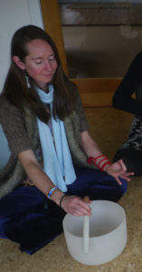 Crystal Singing Bowl, Sound Healing